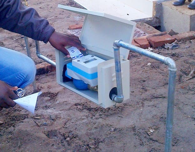 LgWSC COMPLETES 95% PHASE ONE OF PREPAID WATER METER INSTALLATION