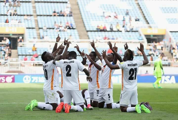 AFRICAN CHAMPIONS, ZAMBIA DEFEAT PORTUGAL