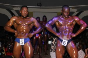 UNZA MUSCLE MEN URGED TO FOCUS ON FORM NOT ATTRACTIVENESS