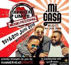 AFRICA UNITE FESTIVAL ON