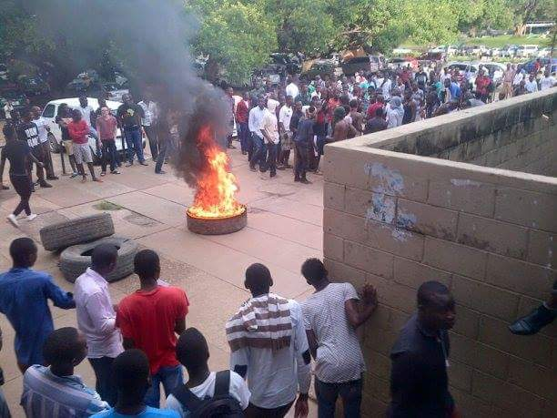 HISTORY AND REFLECTIONS: Notorious UNZA 'Monk Square'