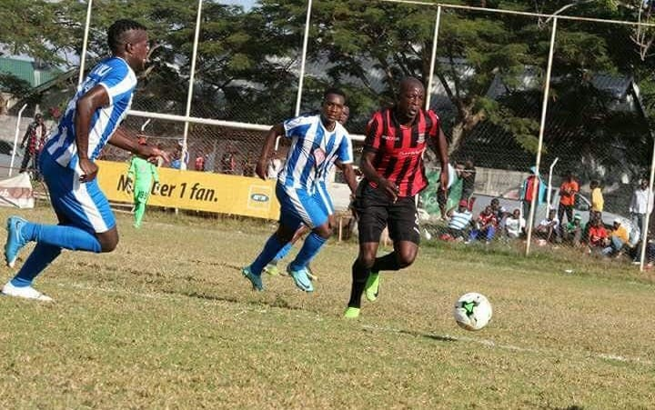 KABWE WARRIORS EYE TOP POSITION IN SUPER LEAGUE
