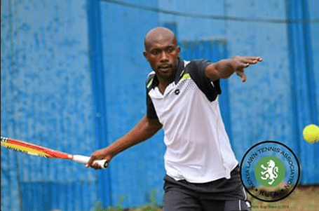 EDGAR KAZEMBE WINS 2018 MIKA TENNIS TOURNAMENT