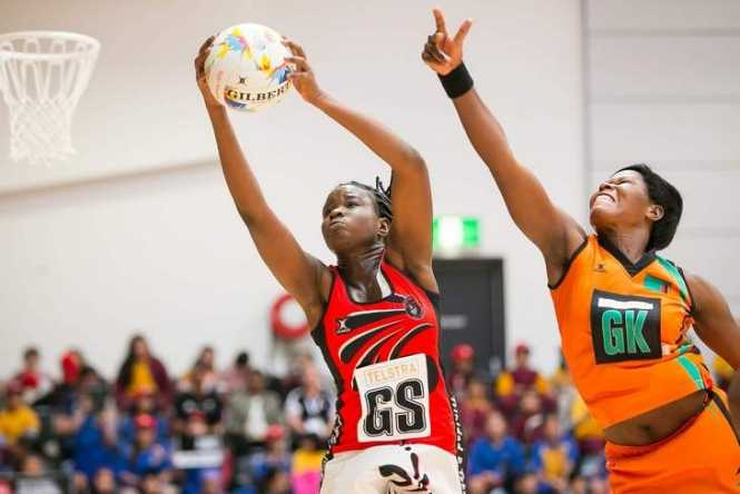 SENIOR NETBALL TEAM GEARS UP FOR PENT TOURNAMENT