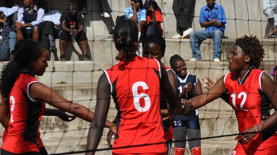 UNZA INTER-HOSTEL GAMES KICK OFF