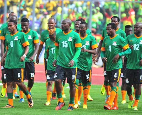 ZAMBIA GEARED TO FACE NAMIBIA THIS SATURDAY