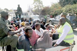 136 foreigners nabbed