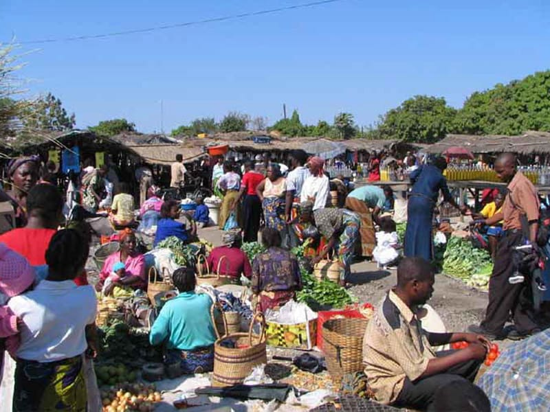 KANYAMA TRADERS CALL FOR MODERN MARKET