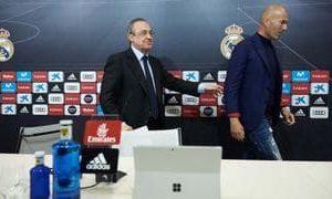 ZIDANE QUITS MADRID AFTER CHAMPIONS LEAGUE TRIUMPH