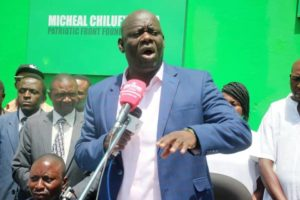 PF OKAYS MWILA'S COMMENT ON PRIME TV JOURNALISTS