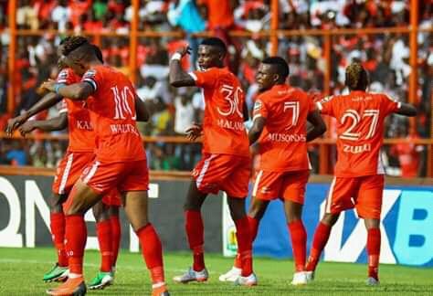 NKANA MAKES IT THROUGH TO CAF CONFEDERATION CUP QUARTER FINALS