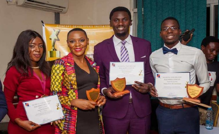 'TELL YOUR OWN STORY' LITERARY AWARDS RETURN