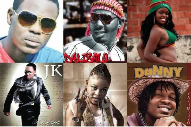 ZAMBIAN MUSIC THEN AND NOW! THE EVOLUTION