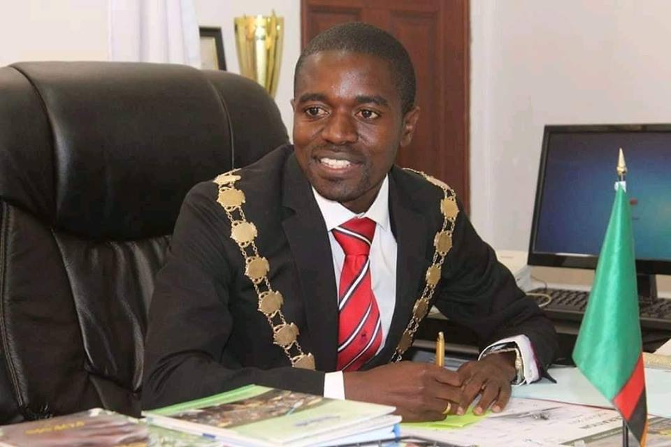 LUANSHYA MAYOR