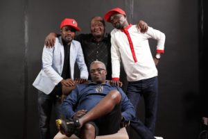 KINGS OF COMEDY RETURNS IN STYLE