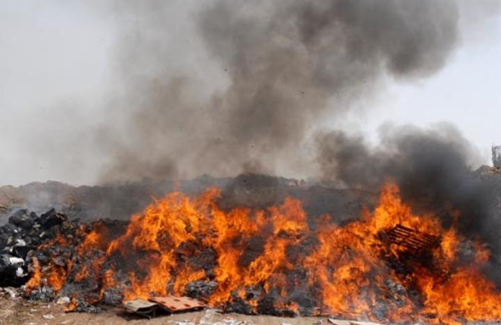 REFRAIN FROM OPEN AIR BURNING – CESCo