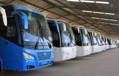 YOUTHS URGE GOVT TO GRANT THEM ACCESS TO BUSES MEANT FOR EMPOWERMENT