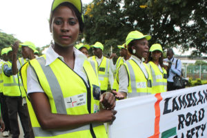 ZRST OBSERVES 5th UN GLOBAL ROAD SAFETY WEEK 2019
