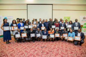 CEHF ZAMBIA AWARDED ENVIRONMENTAL CLIMATE CHANGE AWARD