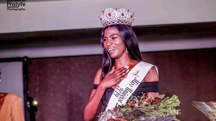 DIDIA MUKWALA CROWNED MISS UNIVERSE ZAMBIA 2019