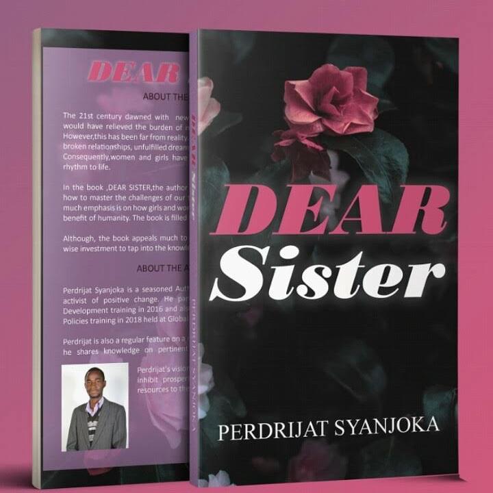 Perdrijat Syanjoka authors 'Dear Sister'