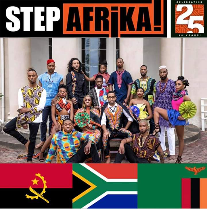 STEP AFRIKA CONCLUDES TOUR