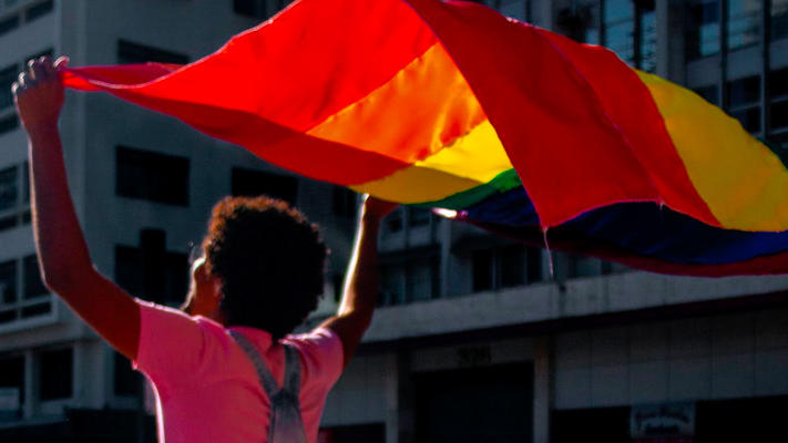 IS HOMOSEXUALITY A MORE SERIOUS CRIME?