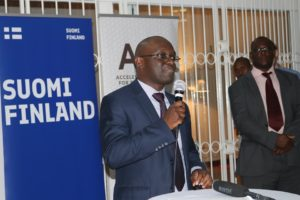 FINLAND PROMOTES GROWTH OF SMEs IN ZAMBIA