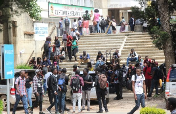 CLASSIFICATION OF ZAMBIAN UNIVERSITIES TO BEGIN IN 2020