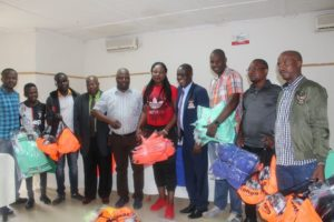 FAZ DISTRIBUTES 48 KITS TO CLUBS IN NORTHERN PROVINCE