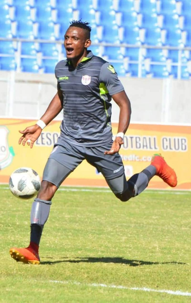ZESCO UNITED SIGN MUGALU, WERE EXTENDS CONTRACT