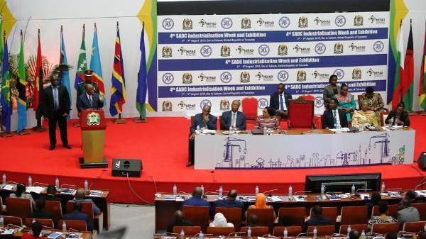 SADC ENVOYS ENDORSE BRAZIL BUSINESS FORUM