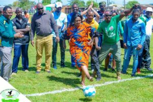 ZB OFFICIALLY HANDS OVER BAULENI YOUTH ACADEMY