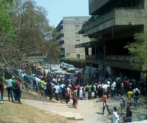 UNZA STUDENTS WARNED TO BE SECURITY CAUTIOUS