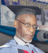 UNZA MOURNS WIFE OF CBU CHANCELLOR