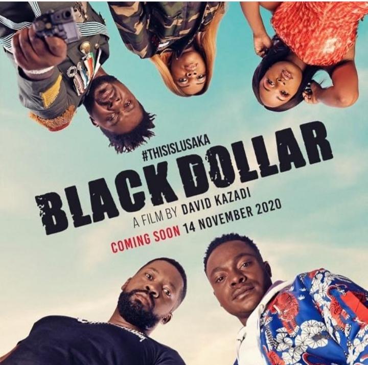 BLACK DOLLAR MOVIE TRAILER PREMIERES