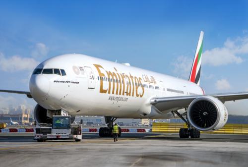 EMIRATES TO RESUME DUBAI-LUSAKA FLIGHTS