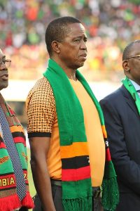 PRESIDENT LUNGU DONATES FUNDS TO NMB