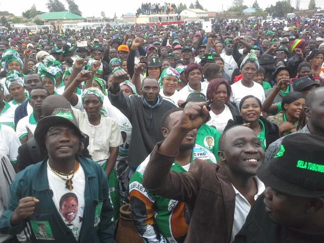 PF YOUTH WING CALLS FOR PARTY LOYALTY AMONG YOUNG PEOPLE