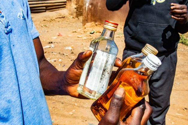 ZAMBIA BREWERIES THUNDERS AGAINST ILLICIT ALCOHOL