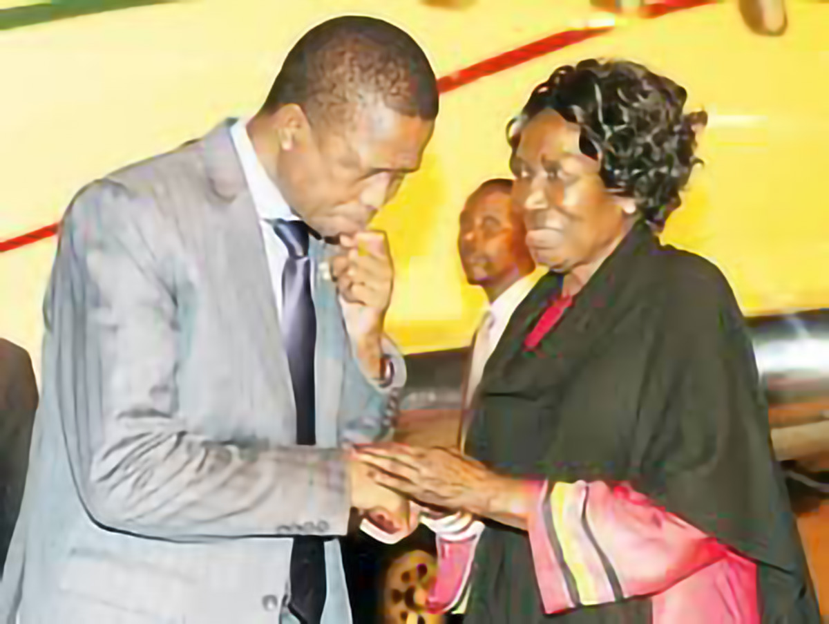 LUNGU WISHES VEEP QUICK RECOVERY