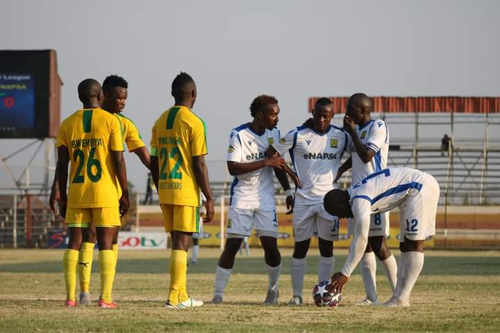 TOUGH SEASON AHEAD OF NAPSA STARS, FOREST RANGERS- SOCCER ANALYST