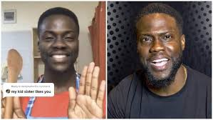 MYSTERIOUS CASE OF ZAMBIAN KEVIN HART LOOK ALIKE: REAL OR FILTER?