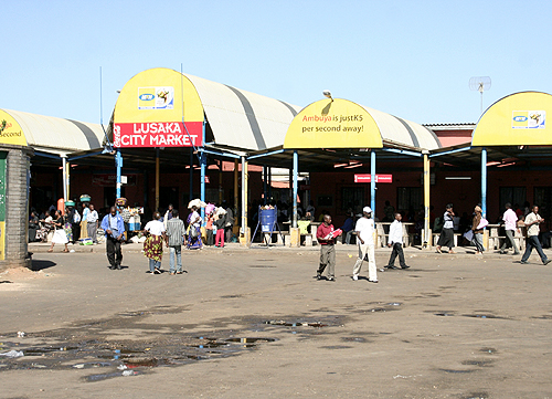 CITY MARKET TRADERS ADVISED TO EXERCISE PATIENCE