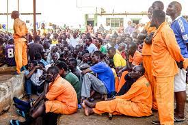 MATERIAL LEAVE ONLY FOR EXEMPLERY INMATES – ZCS