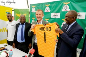 FAZ TO ANNOUNCE MICHO SUCCESSOR