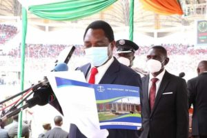 HH PLEDGES A BETTER ZAMBIA FOR ALL