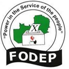 MASSIVE VOTER EDUCATION NEEDED -FODEP